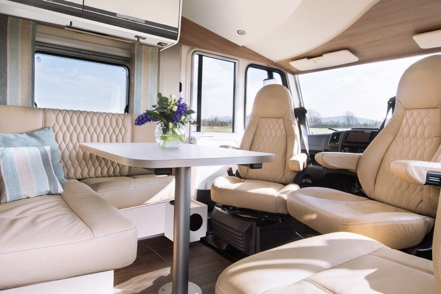 Buy a luxury GlamperRV motorhome with bespoke interior