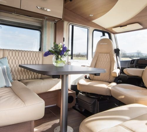 GlamperRV luxury interior