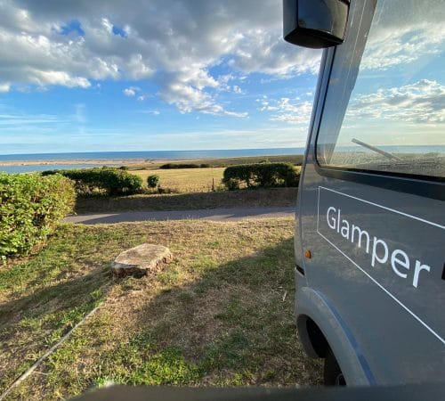 GlamperRV Sea View