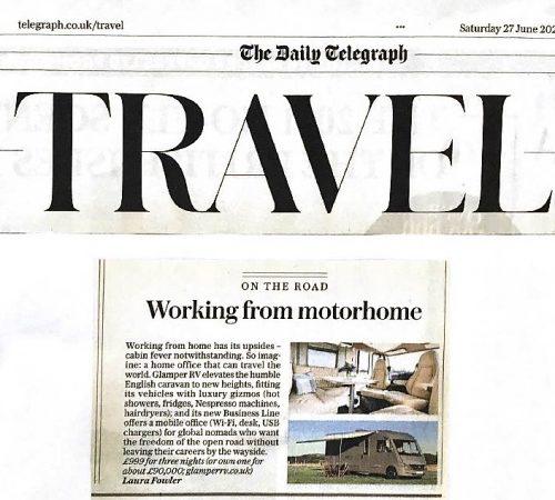 Daily Telegraph Travel