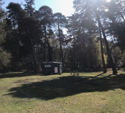 Roundhill Camping